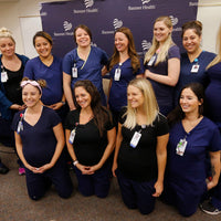 16 Nurses Who Work Together are ALL Pregnant