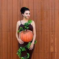 Pregnant Costume Ideas for Halloween