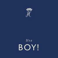 It's a Royal Baby Boy!