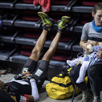 Runner Breastfeeds and Pumps in a 103 Mile Race and the Photos Go Viral