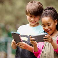 Learning Smartphone Etiquette Early With Your Kids
