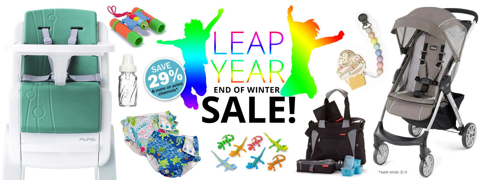 Leap Year Sale!