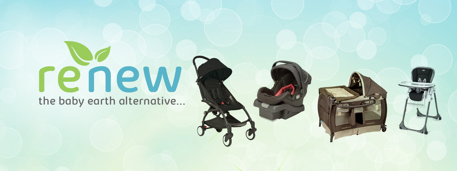Renew - Car Seat Recycling