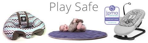 Shop play safe bouncers and rockers