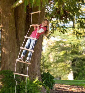 Sturdy Rope Ladder for Kids Indoor or Outdoor Play