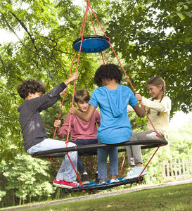 Large Vortex Outdoor Spinning Ring Swing