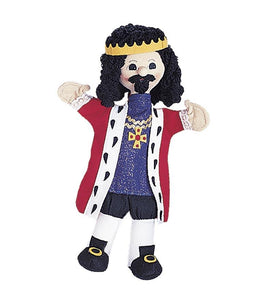 Royal Family Costumed Puppet