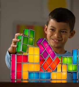 7-Piece Light-Up Blocks Set
