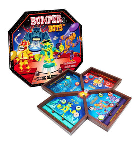 Bumper Bots Board Game