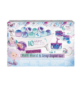 Mer-Mazing Bath Burst and Soap Super Set