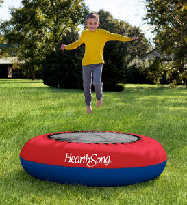Inflatable Outdoor/Indoor Trampoline