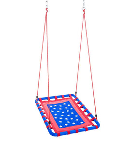 Americana Rectangle Platform Swing