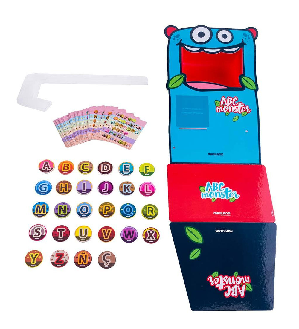 ABC Monster Learning Game