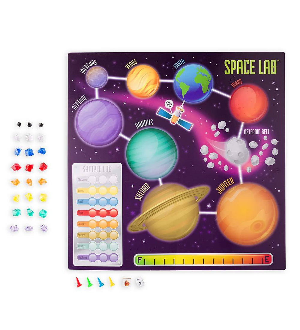 Space Lab Board Game