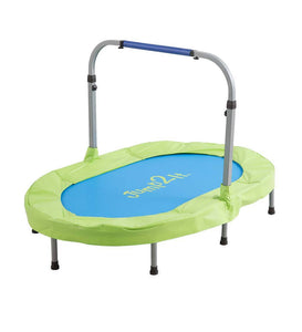 Jump2It Adjustable Trampoline with Folding Handle