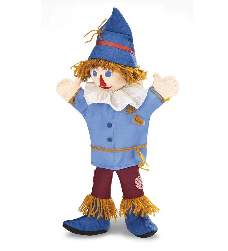 Handcrafted Wizard of Oz Costumed Puppet