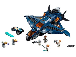 Avengers Ultimate Quinjet