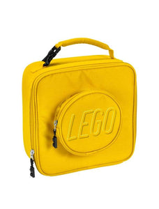 LEGO® Brick Lunch Bag Yellow