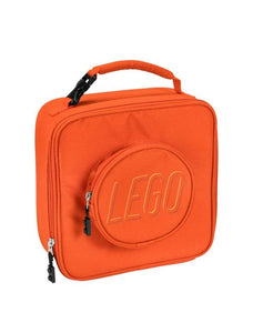 LEGO® Brick Lunch Bag Orange