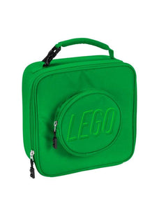 LEGO® Brick Lunch Bag Green