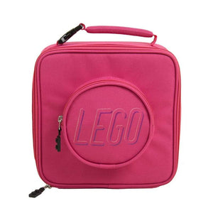 LEGO® Brick Lunch Bag Pink