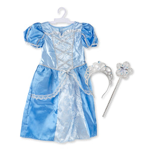 Royal Princess Role Play Costume Set