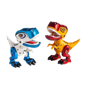 Roaring Raptors, Set of 2