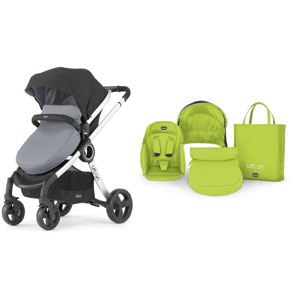Urban 6 in 1 Modular Stroller & Color Pack