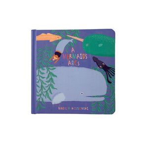 A Mermaid's ABCs Board Book