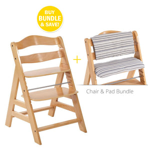 Alpha Chair Bundle w/ Seatpad