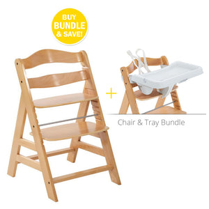Alpha Chair Feeding Bundle w/ Tray and Harness