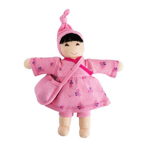 Asian Dress Up Doll with Clothes