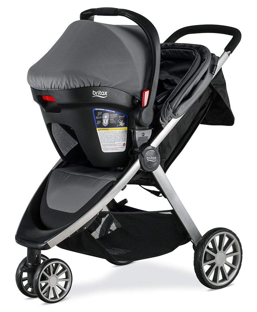 B-LIVELY & B-SAFE 35 Travel System