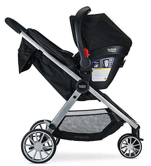 B-LIVELY & B-SAFE 35 Ultra Travel System