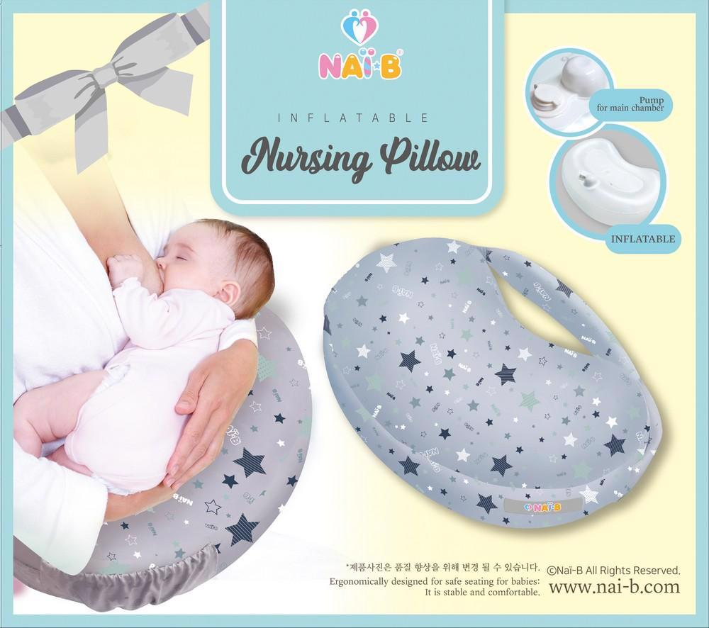Baby Nursing and Feeding Pillow