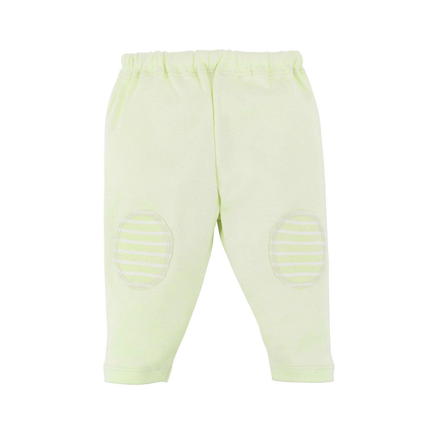 6-9M Under the Nile Baby Pull on Pant with Oval Knee Patches