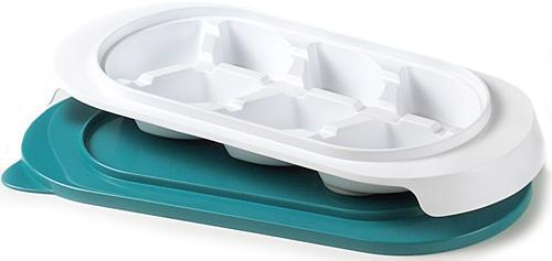 Baby Steps Freezer Trays w/ Lids - 2 pk