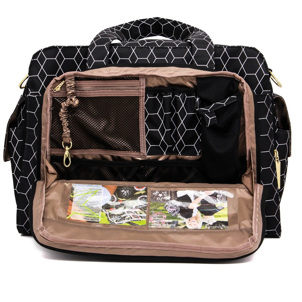 Be Prepared Diaper Bag