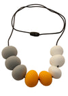 Bead Abacus Fashionable Silicone Teething Necklace