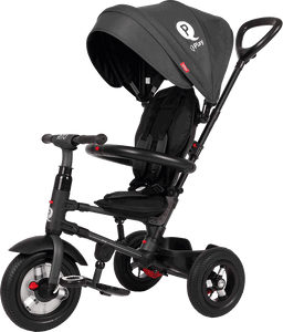 BLACK RITO PLUS FOLDING TRIKE