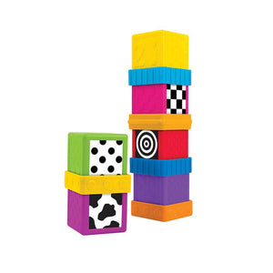 Block Set, Shapes and Numbers