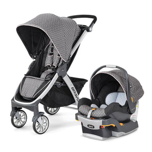 Bravo Trio Travel System Lilla