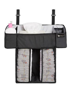 breeze playard diaper storage caddy