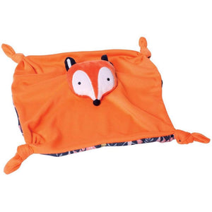 Camp Acorn Fox Blankie