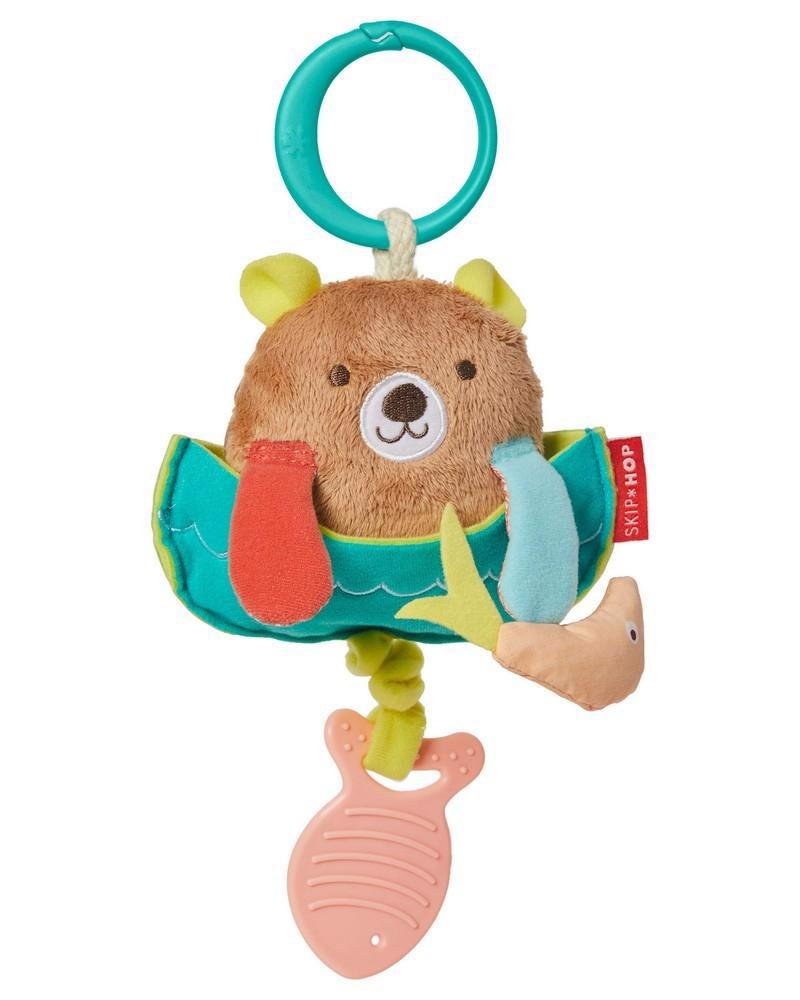 Camping Cubs Jitter Fishing Bear