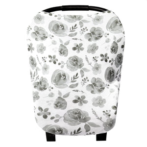 Car Seat Canopy and Nursing 5-in1 Multi-Use Cover
