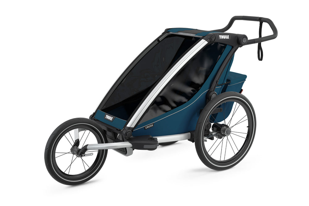 Chariot Cross 1 Single Stroller Multisport Trailer