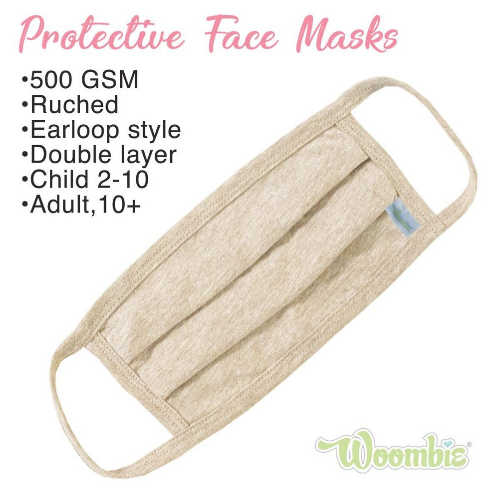 Child Protective Face Masks - Bamboo