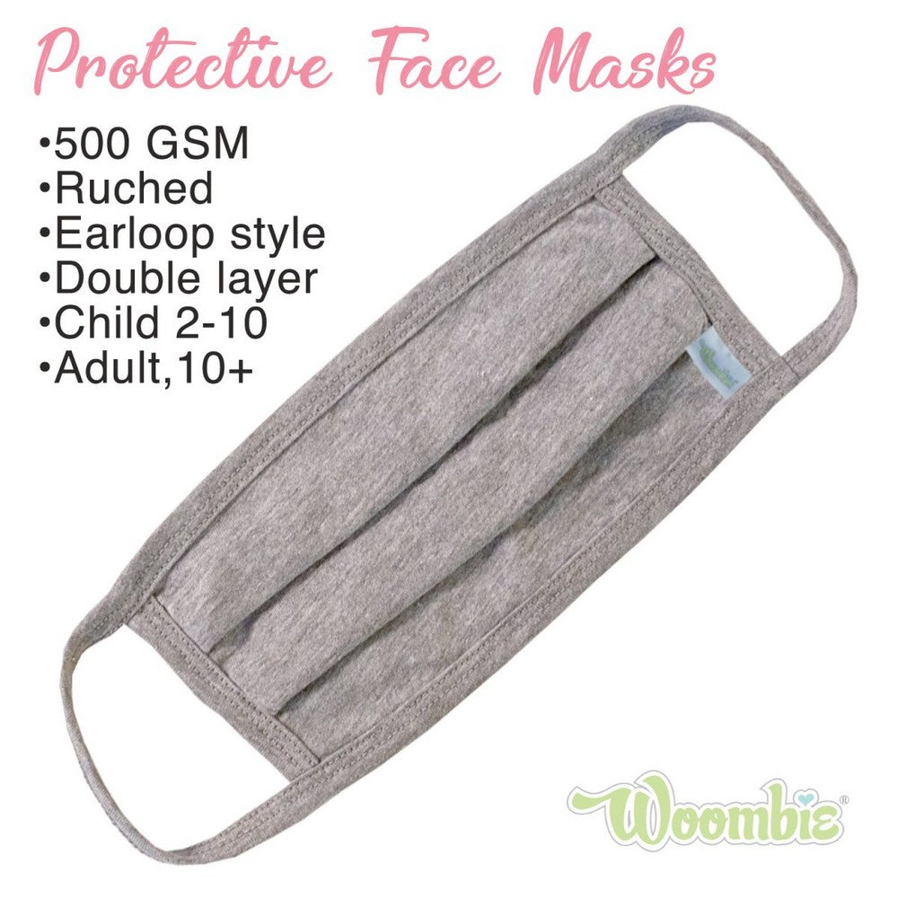 Child Protective Face Masks - Cotton