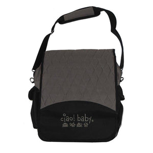 Go-Anywhere Diaper Messenger Bag